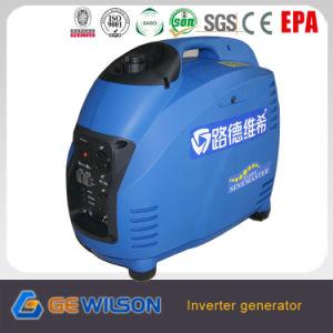 1500W Portable Générateur Inverter silencieux pour utilisation à domicile