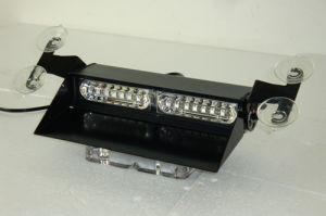 Warnendes Windschutzscheiben-Licht des Löschfahrzeug-rotes Weiß-LED (SL681-V)
