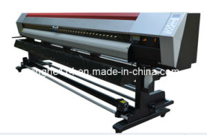 二重Dx5 Head 3.2m Eco Solvent Printer