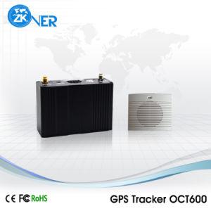 Gestão de Frota Automóvel Rastreador GPS com ajuda lembrar de alerta de voz
