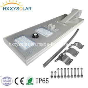 Fabrik-Preis 6W-120W alle in einem Solar-LED-Straßenlaternemit hoher Helligkeit