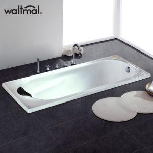 Cuarto de baño barata fábrica caída de bañeras acrílicas