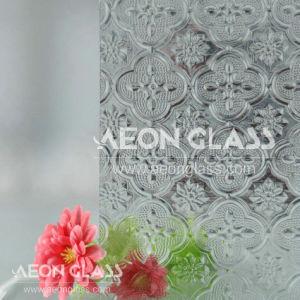 3.5mm ontruimen Gevormd Glas