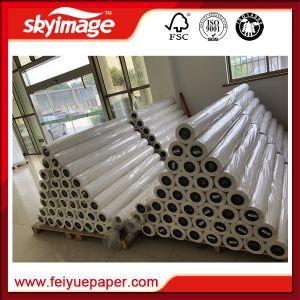 Supreme 120gsm, Papel de Transferência por sublimação de tinta para impressão a jato de tinta por sublimação de tinta