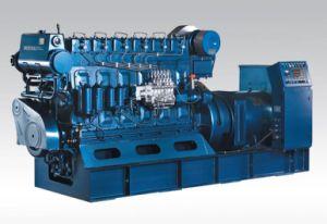 Marine gerador a diesel para navios com motor Weichai 200kw 250kw