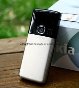 Téléphone mobile initial du coût bas Nk6300 de barre de téléphone cellulaire