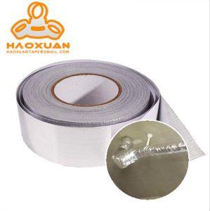 黒い耐火性のNonflammableアルミホイルテープ