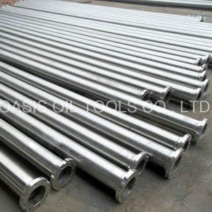 Heet verkoop de Pijpleiding van het Stootbord van de Pijpen van het Stootbord van het Roestvrij staal ASTM