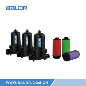 O filtro de tela do tipo Y para sistema de irrigação gota