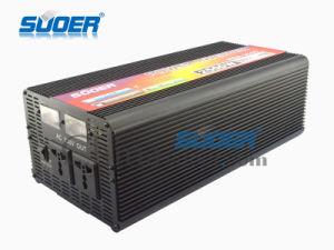 Suoer inversor de 2500W 12V a 220V, Inversor de potencia (HDA-2500A)