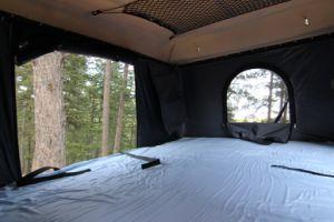 خارجيّ يستعصي قشرة قذيفة سقف أعلى خيمة