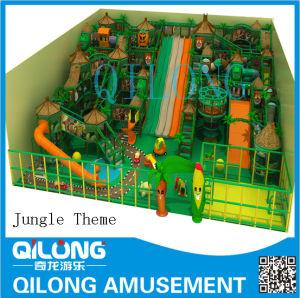 Apparecchiatura dell'interno del campo da giuoco dei bambini popolari del prodotto (QL-150124B)