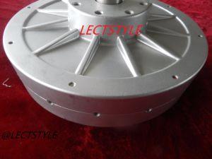 generator 24V0.4kw380rpm van de Magneet van de Schijf van Coreless van de Reeks van 95dm Permanente Alternator