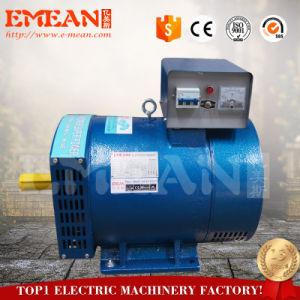 3kw-50kw, Dreiphasen50hz, 1500rpm, synchroner Wechselstrom-Drehstromgenerator (STC)