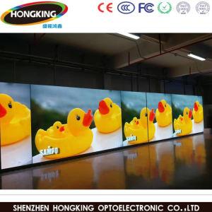 Innenfarbenreiche hohe Videodarstellung der Auffrischung-P5 der Kinetik-LED