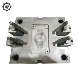Cavidad única TPE Dripper molde de inyección de plástico