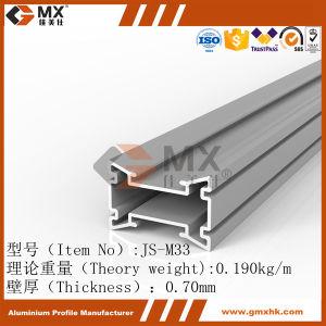 Profilo di alluminio personalizzato per il portello scorrevole