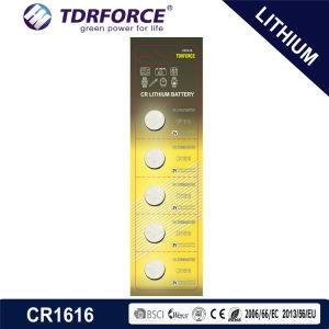 батарея лития клетки кнопки 3V Cr2330 Non-Rechargeable с Ce для игрушки