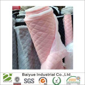 Tecido de poliéster acolchoados (ouate usado para roupa