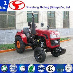 Het Landbouwbedrijf van de hoge Efficiency/de Vierwielige die Tractor van het Landbouwbedrijf in China wordt gemaakt