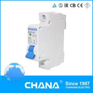 1~63A 4ka MCB MiniStroomonderbreker met het Certificaat van Inmetro van het CITIZENS BAND