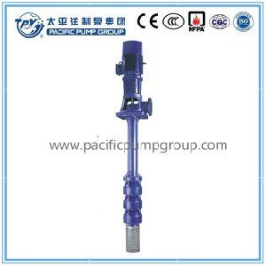 Pompa ad acqua verticale elettrica della turbina di capacità elevata