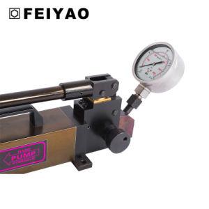 Jusqu'série Ultra Haute Pression pompe hydraulique manuelle