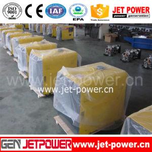 3Квт Передвижные воздушные компрессоры с водяным охлаждением генераторов 5HP дизельного генератора