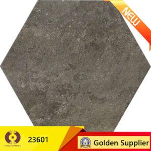 六角形のタイルの建築材料の床タイル(23606)