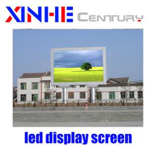 Druckgießende videoWand des Aluminiumschrank-im Freien Miete LED-Bildschirm-P3.91 SMD