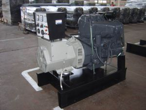 generatore marino del diesel del motore di 125kVA 100kw Cummins