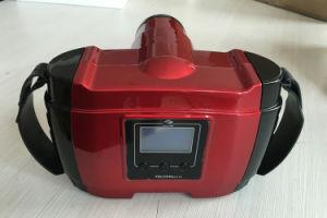 Posizione tenuta in mano portatile dentale della pellicola di comando digitale dell'unità di macchina dei raggi X