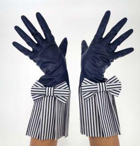 Arco recortado guantes de cocina