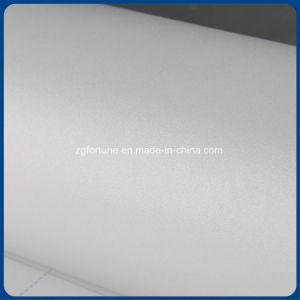 Film de plastification à froid pour Digital Film Graphique de plancher avec Matt pour l'eau de surface Tansfer Film d'impression
