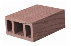 Revestimientos de WPC Ocox piso exterior al por mayor de la fábrica WPC compuesto de plástico de la madera de grano de madera profunda fábrica compuesto de plástico cubiertas de madera Revestimientos de WPC