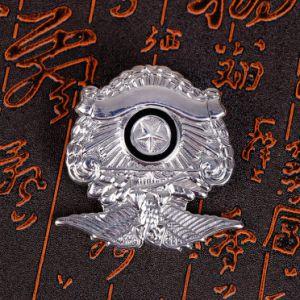 Personalizar Silver Eagle Wing Badge