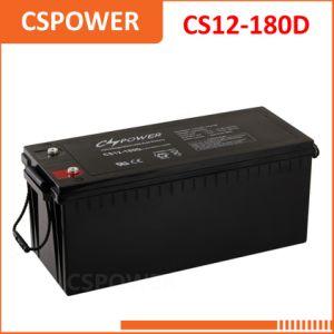 VRLA герметичный аккумулятор 12V 180Ah CS12-180d долгий срок службы