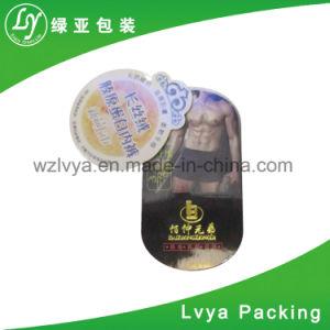 Imprimen lavable UHF RFID etiqueta tejida colgar prendas de vestir