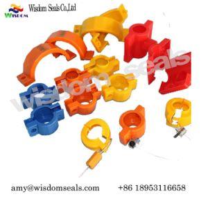Plastiksicherheits-Dichtungs-Verschluss für Wasser-Messinstrument in unterschiedlichem Colorwhat ist die Details für Plastiksicherheitsschloss-Dichtung für kalt-warmwasser-Messinstrument (GRÖSSE: 1/2 '' - 1 '' Zoll)