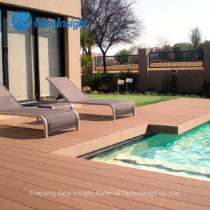 La mejor calidad compuesto de plástico madera certificada Fsc WPC techado