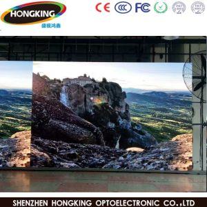 Haut stade pleine couleur intérieure Resplution P2.5 affichage LED
