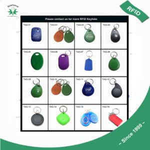RFID 꼬리표 - 지능적인 RFID 카드 또는 실리콘 Wristband/ABS Keyfob/RFID Label/RFID 스티커 또는 Bracelet/RFID 상감세공 또는 Ticket/RFID 꼬리표