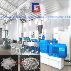 La garantie de qualité Pelletizer /granulateur extrudeuse à double vis PET