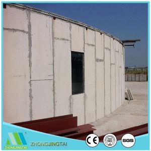 Material de construção leve sanduíche composto de poupança de energia do painel de parede