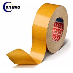 Het tweezijdige Tapijt die van de Band van het Tapijt van de Doek Zelfklevende Bindende Banden naaien