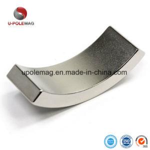 Настраиваемые формы дуги NdFeB магнит для промышленности