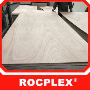 La construcción comercial de contrachapado de madera contrachapada para materiales de construcción
