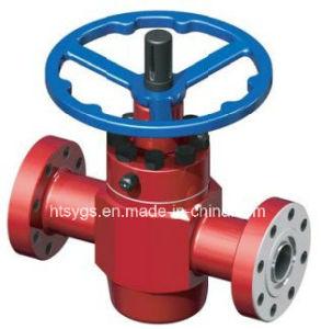 API 6A ручной запорный клапан используется в поданных масла