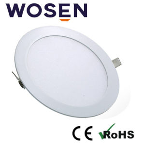 6W 원형 LED 위원회 빛 세륨은 실내 룸을%s 승인했다
