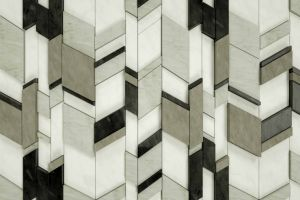 3D ОКРАСКА плитки на стены и пол из вас Вилла